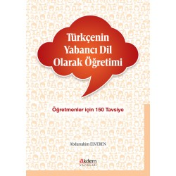 Teaching Of Turkish As A For Foreign Language