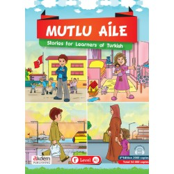 Happy Family Story Series For Turkish
