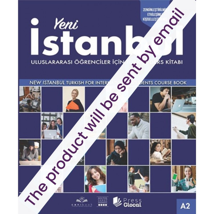 New Istanbul A2 (4 Month Digital)