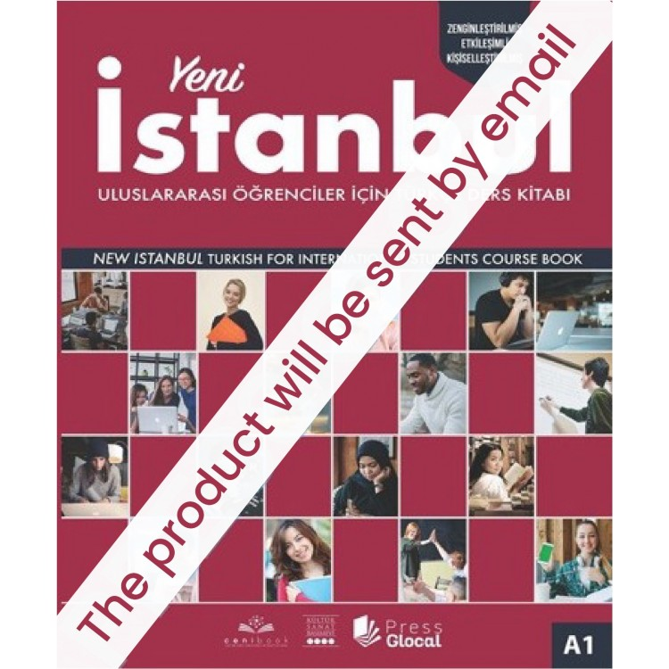 New Istanbul A1 (4 Month Digital)
